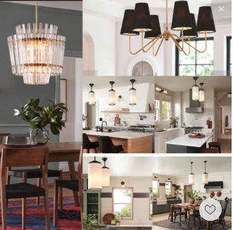 Up to 60% off and free shipping with code FREESHIPLIGHT LIGHTING