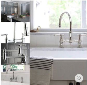 Memorial Day Clearance is on. Shop our handpicked elegant bridge kitchen faucets and pot filler.