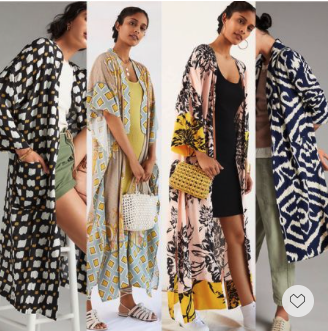 Light and breezy. Add these chic kimono dusters to elevate your summer style. #LTKSeasonal