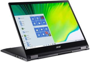 """Acer Spin 5 Convertible Laptop, 13.5"""" 2256 x 1504 IPS Touch 