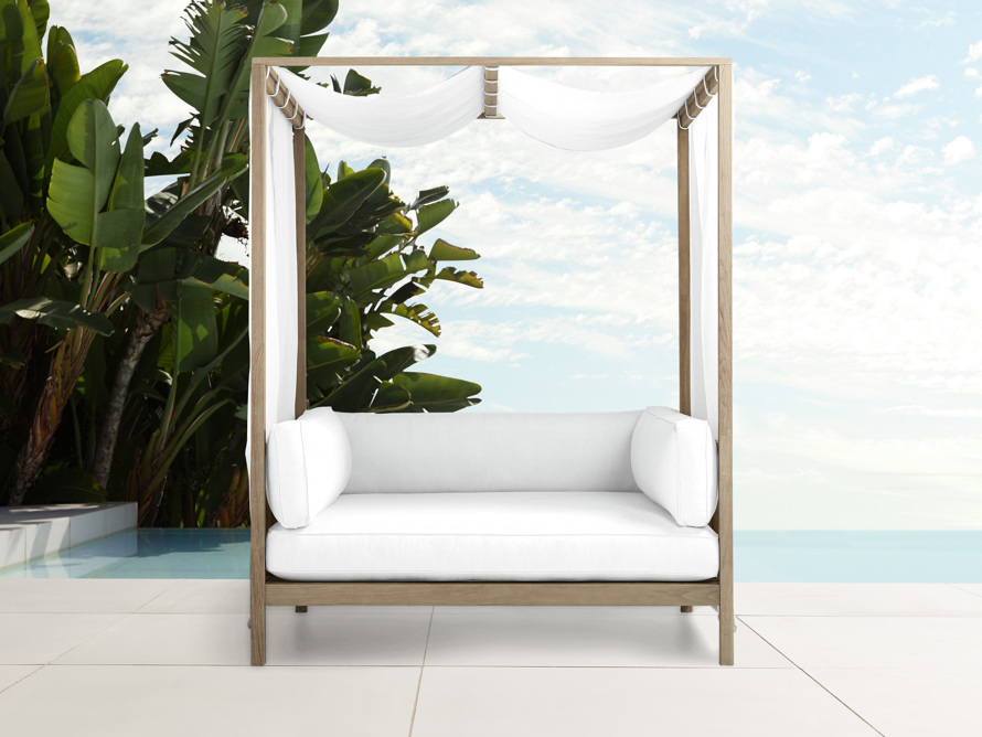 hamptons outdoor daybed