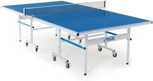 Stiga XTR Series Table Tennis Table – XTR and XTR Pro Indoor/Outdoor Table Tennis Tables with All-Weather Performance and QuickPlay Design