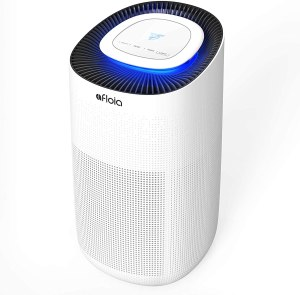 Air Purifier For Large Room |Smart Air detection|25Db, 4 Speeds 3-Stage Filtration|H13 True Hepa Filter Home Air Cleaner|Auto Mode Air...