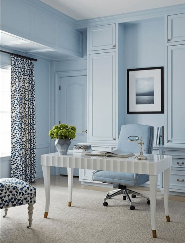 glam home office,