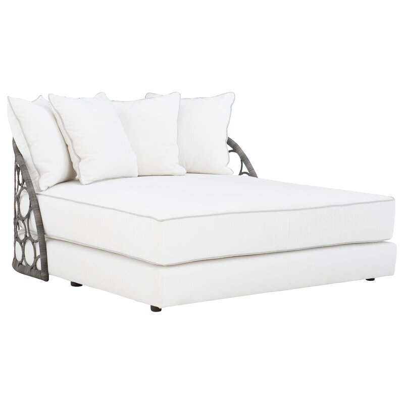 Bali 57 Wide Outdoor daybed