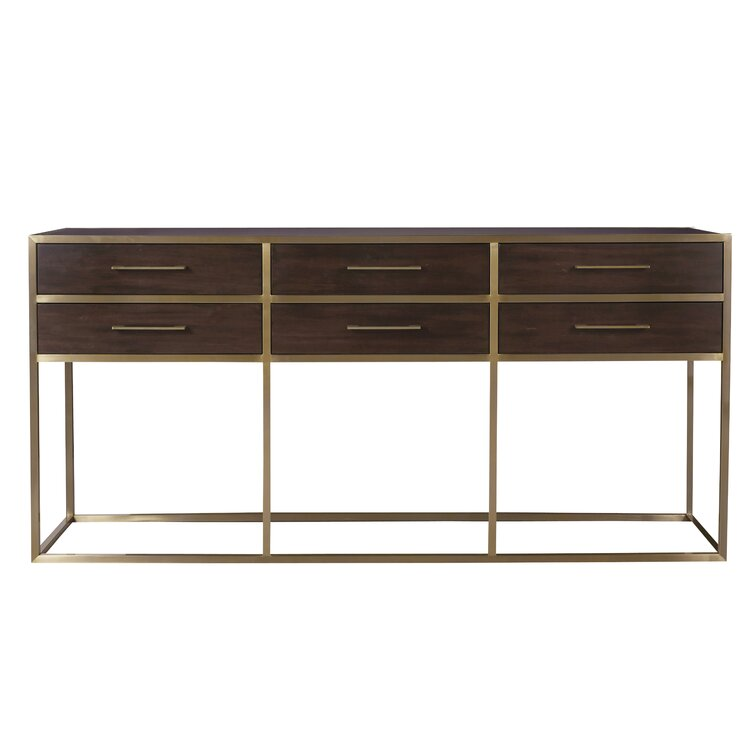Gibson 76'' Console Table