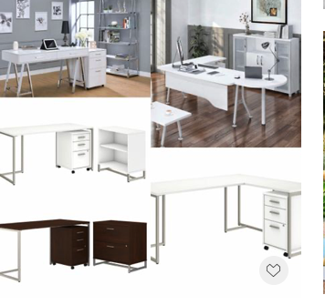 The home office sets that will delight your mood while keeping your office organized.