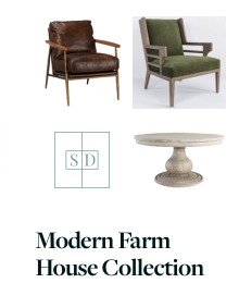 Our Curated Designer Modern Farm House Collection