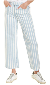 7 For All Mankind Alexa Bedford Crop Jean