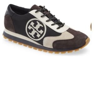 Nordstrom Annual Anniversary Sale Earlier Access —Tory Burch Leigh trainer sneaker— Sale: $149.9, After Sale: $228.