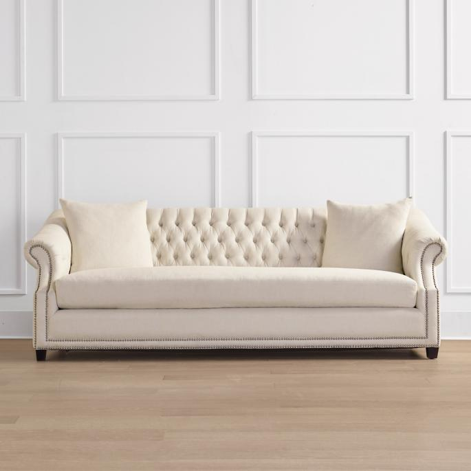 Wendover Sofa   tufted