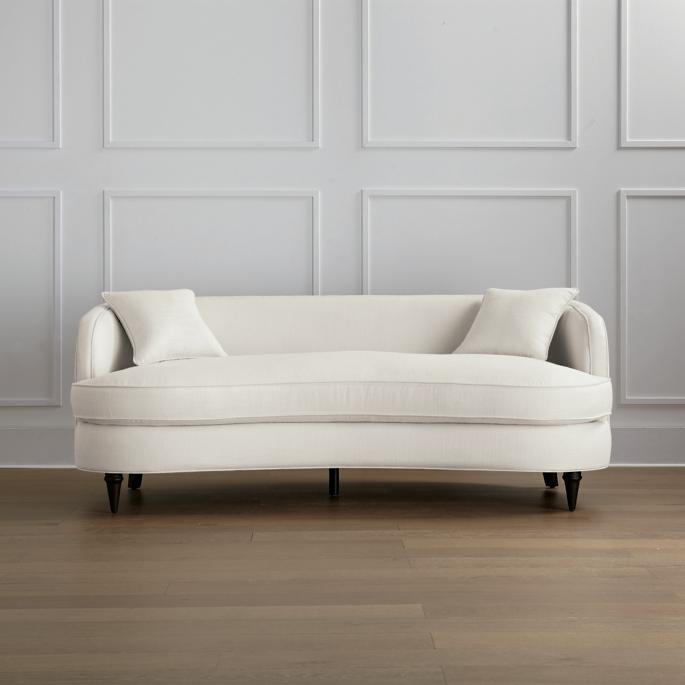Milly Curved Sofa curved