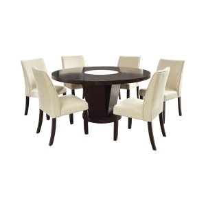 60'' Pedestal Dining Table