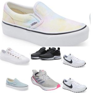 Nordstrom Anniversary Sale Earlier Access—sneakers for kids who