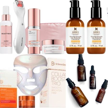 Nordstrom Anniversary Sake—beauty exclusive—pamper yourself with these highly-rated skin care products . #nsale