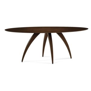 Cullum 42'' Maple Solid Wood Pedestal Dining Table