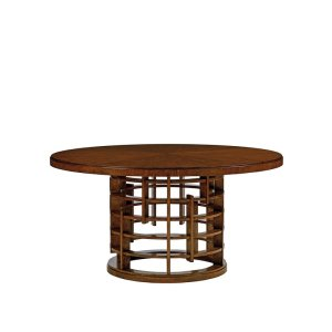 Island Fusion 60'' Pedestal Dining Table