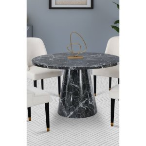 Laidley 48'' Pedestal Dining Table