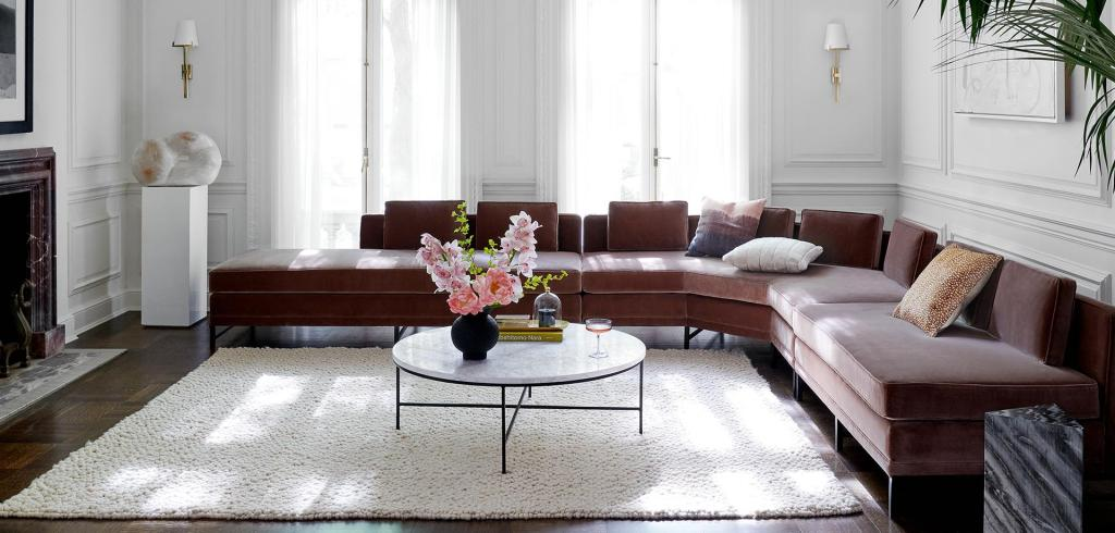METRIC LEFT ARMLESS 3-PIECE SECTIONAL