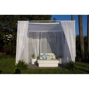 Spa Patio Daybed with Cushions