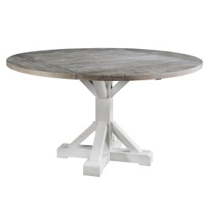 Thorsby Counter Height Drop Leaf Pedestal Dining Table