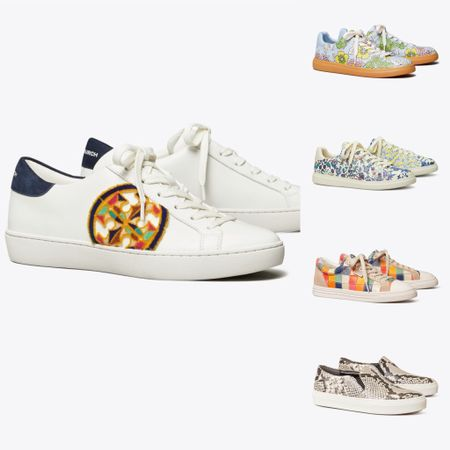 Tory Burch private sale event sneakers