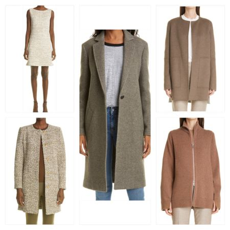 Nordstrom Anniversary sale coats and jackets