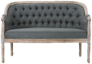 ffu Upholstered Sofa Loveseat Traditional Tufted Upholstered Great for Living Room Home Living Room Chair