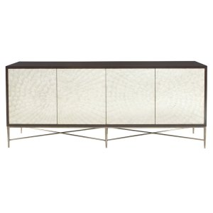 Adagio 82'' Wide 3 Drawer Gmelina Solid Wood Buffet Table