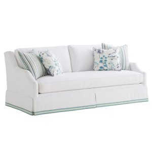 Avondale 82'' Charles Of London Sofa with Reversible Cushions