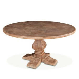 Candace Mango Solid Wood Dining Table