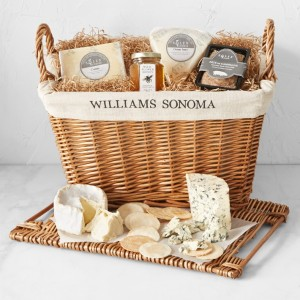 Williams Sonoma French Cheese & Savory Hamper ONLY AT WILLIAMS SONOMA