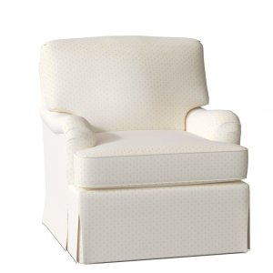 Madison 30'' Wide Down Cushion Slipcovered Armchair