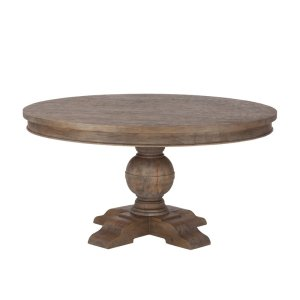 Musson Weathered Teak Dining Table