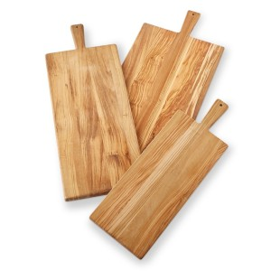 Olivewood Rectangular Cheese Boards