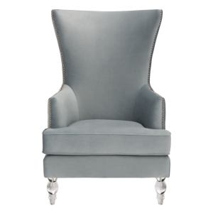 SAFAVIEH Couture Geode Modern Wingback Chair