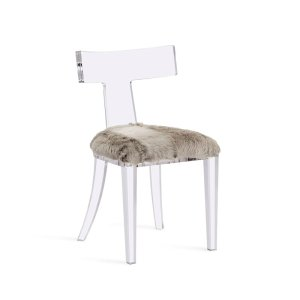 Tristan Genuin Leather Dining Chair