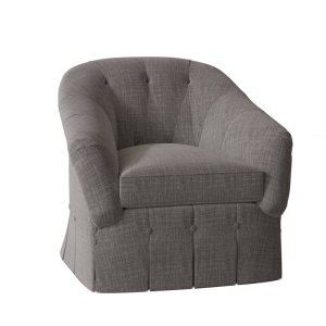 Tuscany 36'' Wide Tufted Down Cushion Slipcovered Armchair