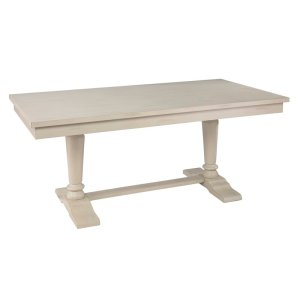 Chelvey 72'' Trestle Dining Table