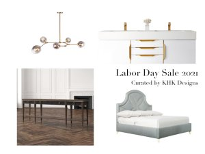 Our curated Labor Day sale 2021 home