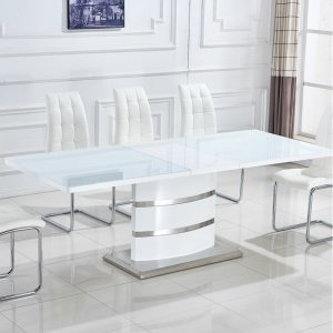 Runion Pedestal Dining Table