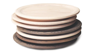 Crafted Dinner Plate, Natural