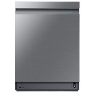 """24"""" 39 dBA Smart Built-in Fully Integrated Dishwasher with AquaBlast"""