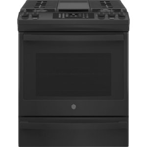 """30"""" 5.6 cu. ft. Slide-In Gas Range with No Preheat Air Fry and Griddle"""