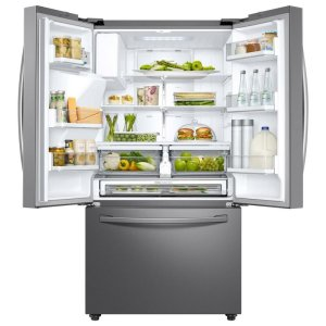 """36"""" French Door 28 cu. ft. Smart Energy Star Refrigerator with CoolSelect Pantry"""
