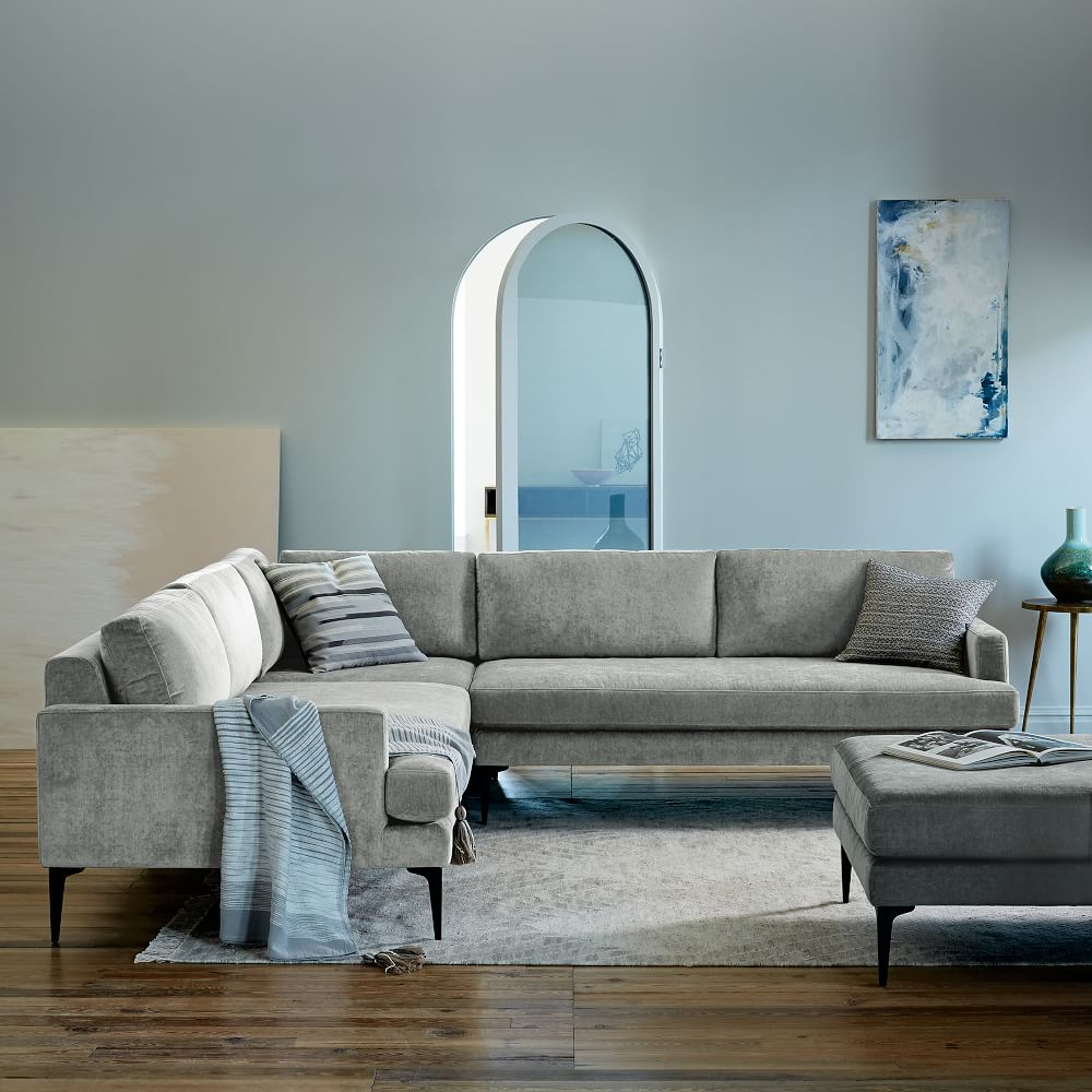 Andes 3-Piece Sectional