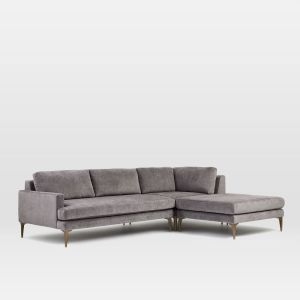 Andes 3-Piece Chaise