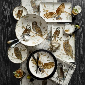 Owl Dinnerware Collection