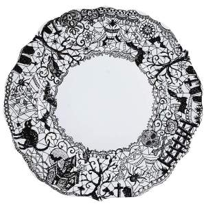 Dinner Plate Wiccan Lace