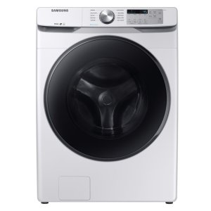 Samsung 4.5 Cubic Feet Cu. Ft. Energy Star High Efficiency Front Load Washer with Steam Wash
